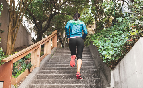 Is running stairs REALLY good for you?