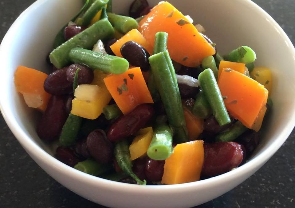 Healthy 3-Bean Salad