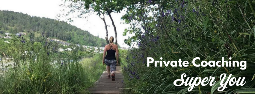 Private Coaching is all about you. Your goals. Your fitness. Your healthy lifestyle. In home, virtual & gym based options available.