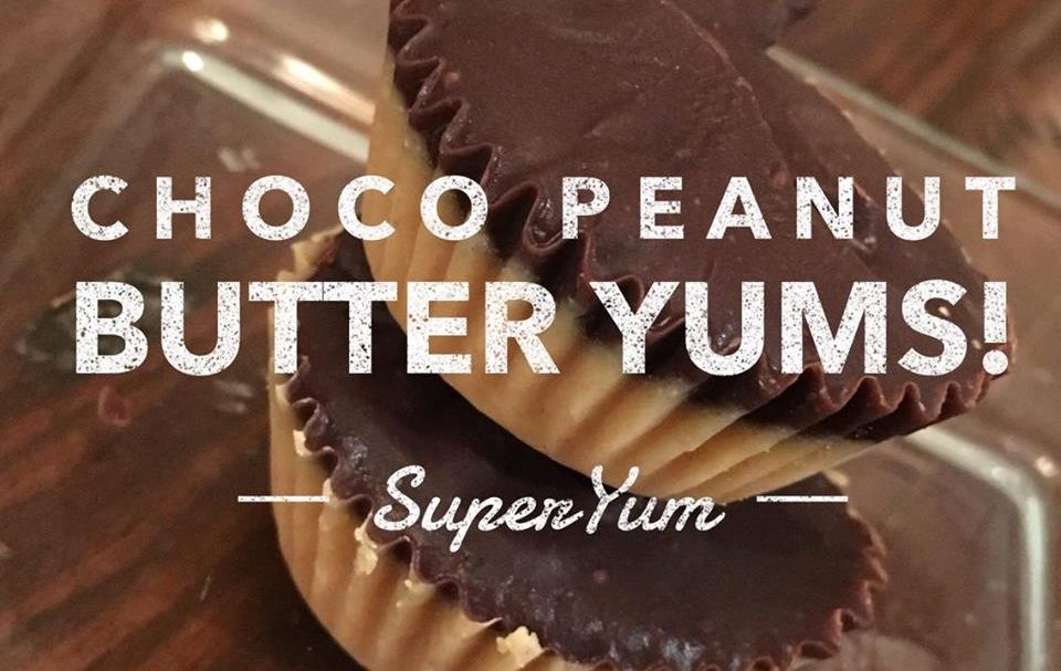 Choco Peanut Butter Yums