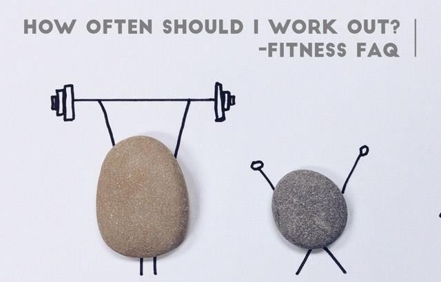 Fitness FAQ: How often should I workout?