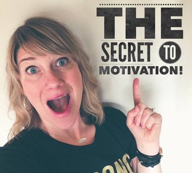 """The SIMPLE """"trick"""" you can use to master motivation!"""