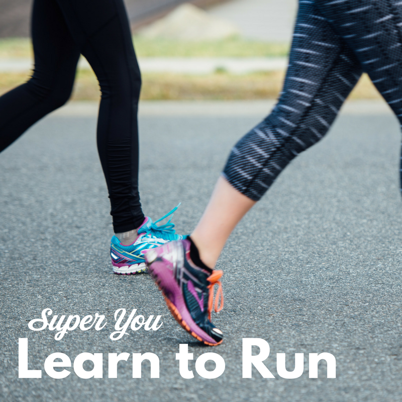 This progressive walk to run program takes you from walking to running 5k, 8k or 10k in 12 weeks.