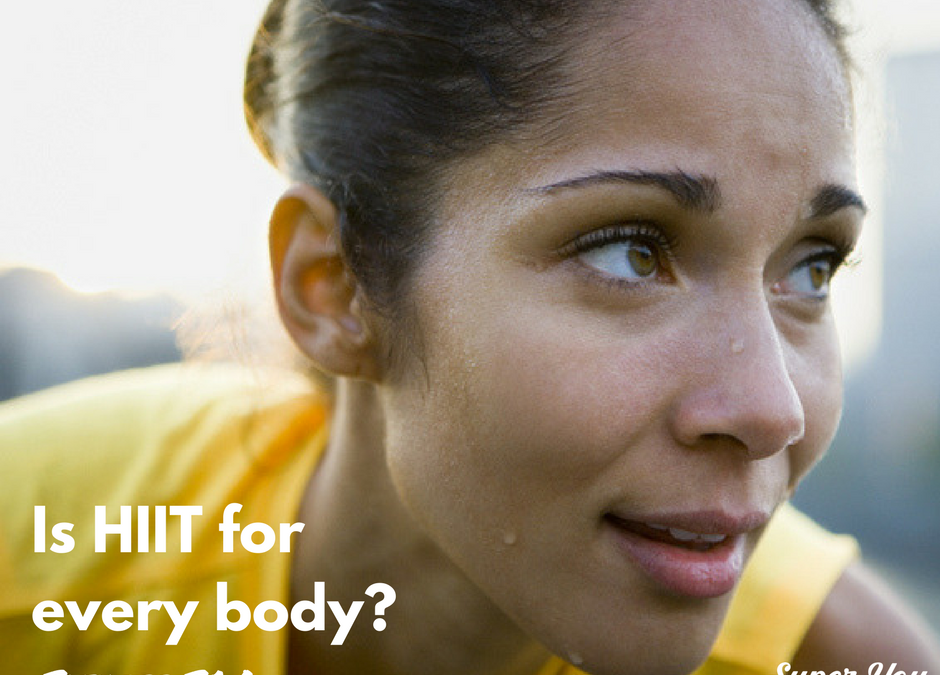 Fitness FAQ: is HIIT for every body?
