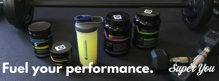 Fuel your performance and feel extraordinary