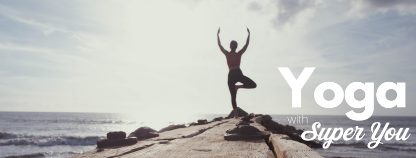 Strengthen & stretch in yoga designed to help you feel fabulous!