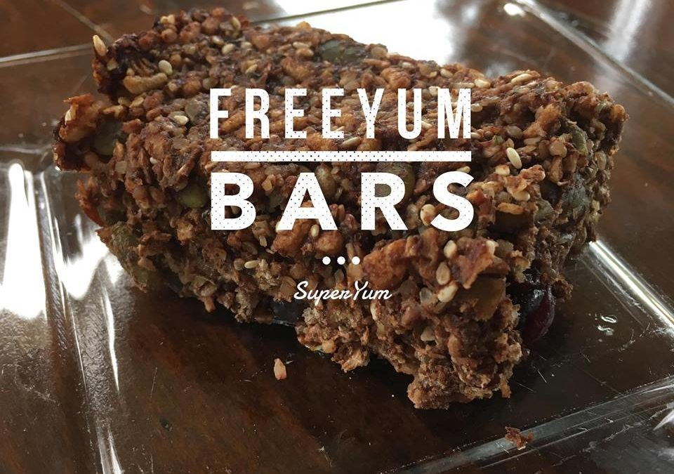FreeYUM Granola Bars