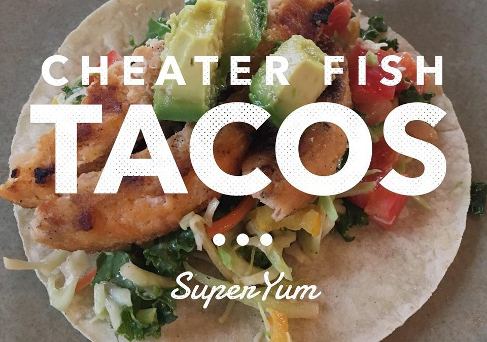 Cheater Fish Tacos
