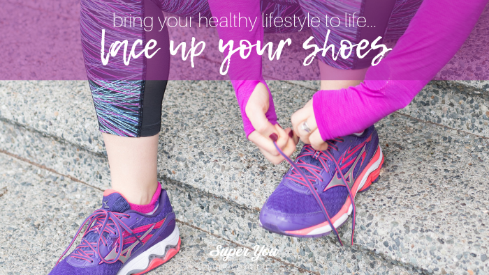 Lace Up Your Shoes to Success!
