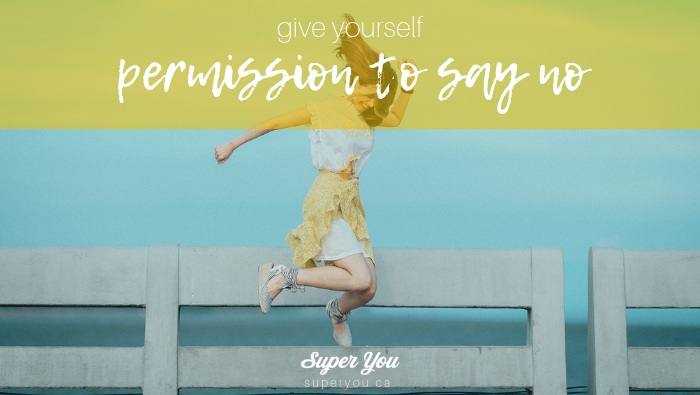 Give Yourself Permission: Practical Boundaries Redefined