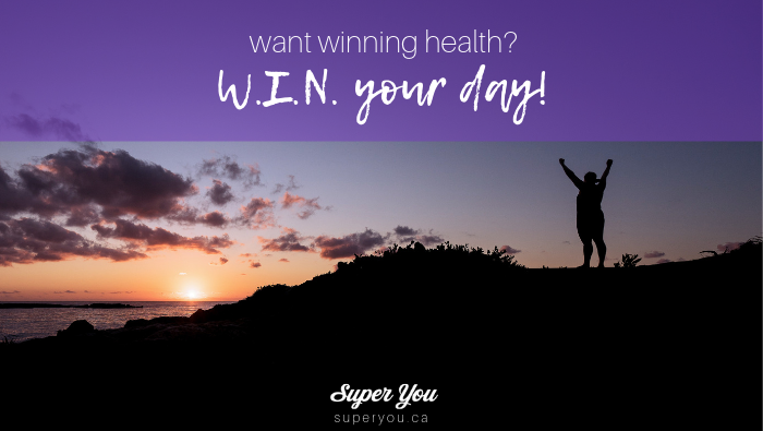 W.I.N. Your Day for Winning Health