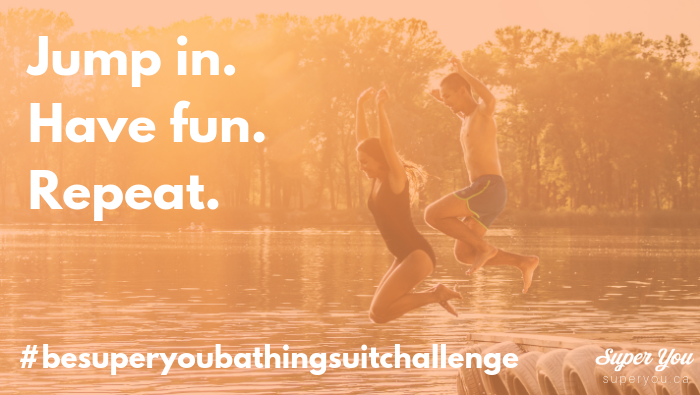 Be Super You Bathing Suit Challenge 2019