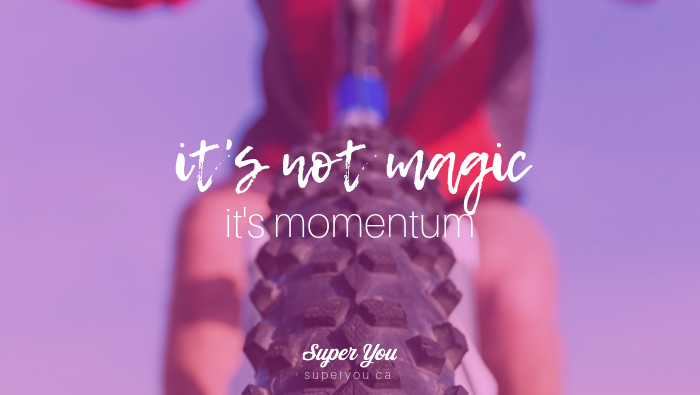 It's not Magic it's Momentum