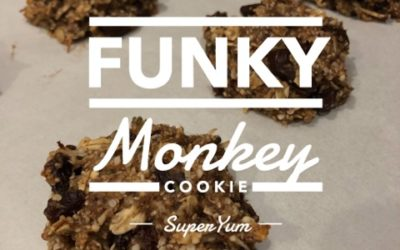 Funky Monkey Cookie