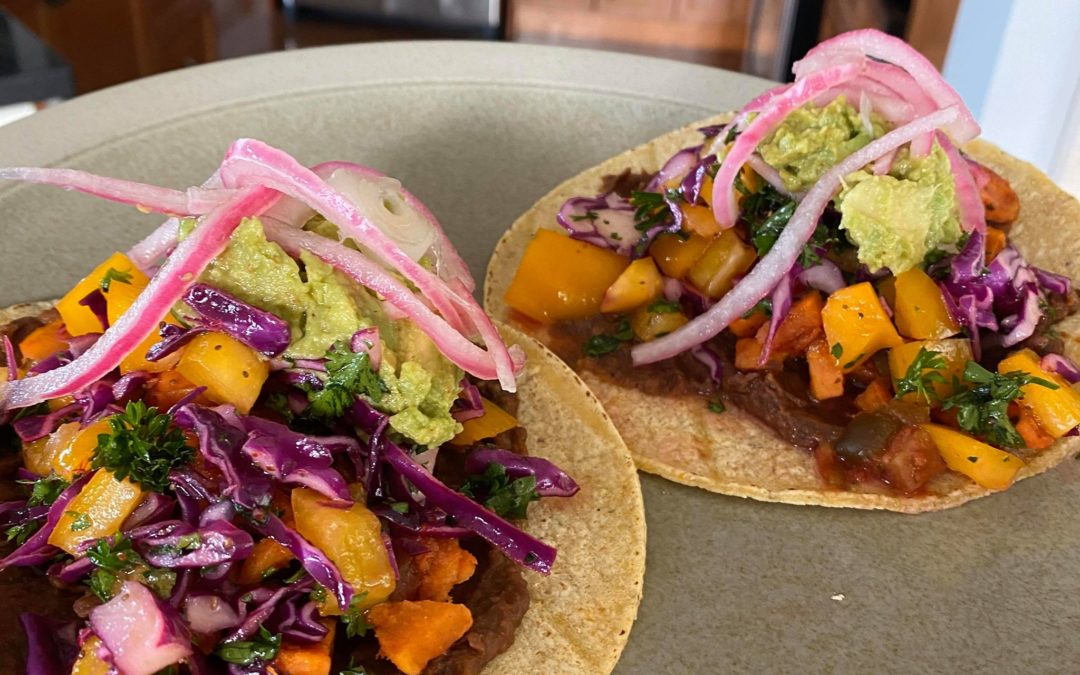 Super Vegan Tacos