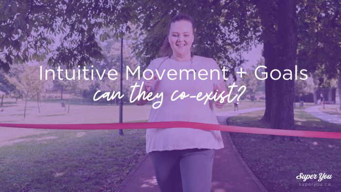 Intuitive Movement and Goals: can they co-exist?
